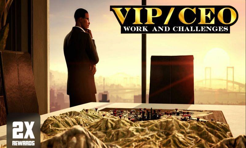 VIP/CEO 工作和挑战提供双倍回报
